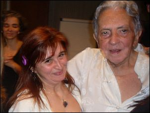 Rolando Toro e Fernanda Pinto - Lisboa, 2010